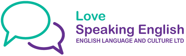 Love Speaking English